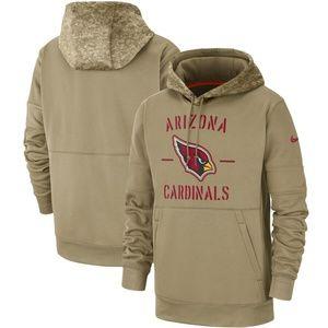 Men's Arizona Cardinals Pullover Hoodie